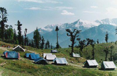 Dharamsala-Trek